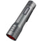 Nebo 6873SILVER - Csi Led Flashlight 250 Lumens 4 Light Modes Laser Magnetic Base (6873 Silver)