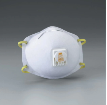3M™ 7000002056 Particulate Respirator 8511, N95 80 Pack