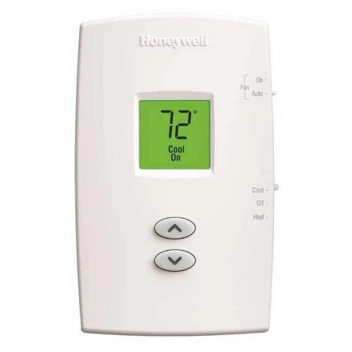 Honeywell TH1210DV1007 - PRO 1000 Non-Programmable Thermostat Image