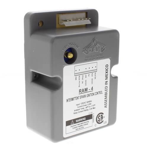 Robertshaw 790-400 - RAM-4 Intermittent Pilot Ignition Control Image
