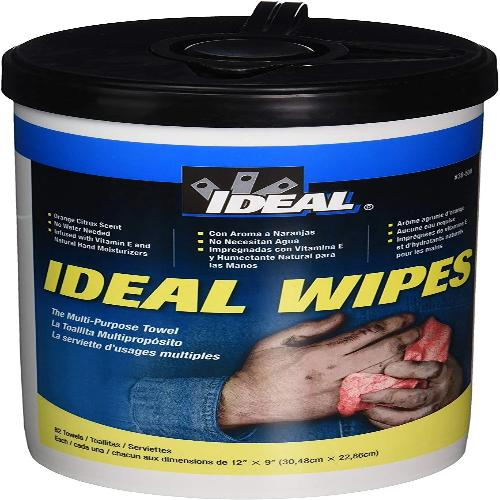 Ideal 38-500 - Wipes Multi-Purpose Towel, Pack of 1 Image