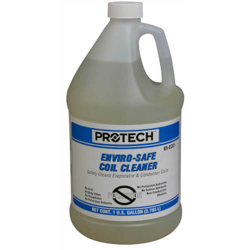 Rheem 85-EC01 - PROTECH Enviro-Safe Coil Cleaner Bottle 1 gallon