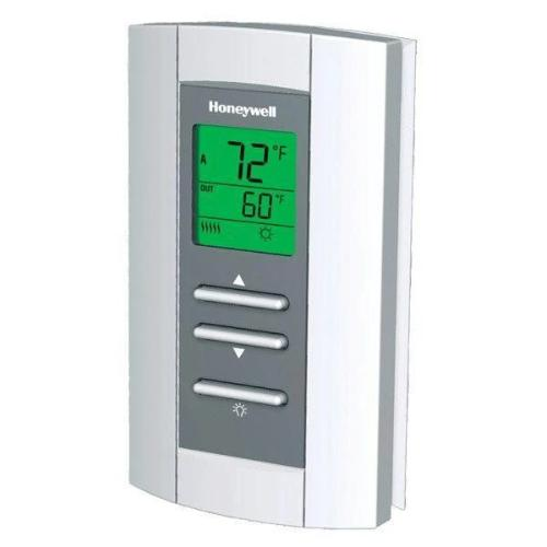 Honeywell AQ1000TN2 - Non-Programmable Communicating Thermostat Image