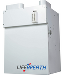 Lifebreath 95 MAX Residential Heat Recovery Ventilator (HRV)