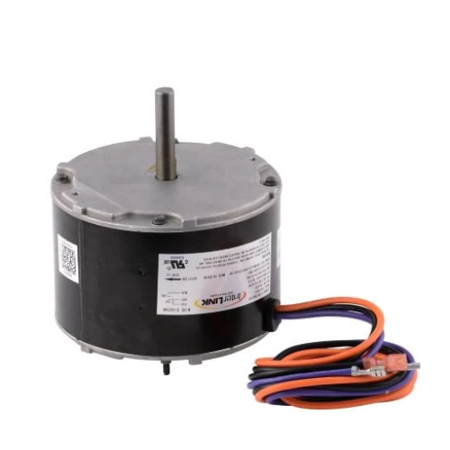 Lennox 68J97 - Interlink 68J9701, Condenser Fan Motor, 1/6 HP, 208-230 Volts, 1075 RPM Image