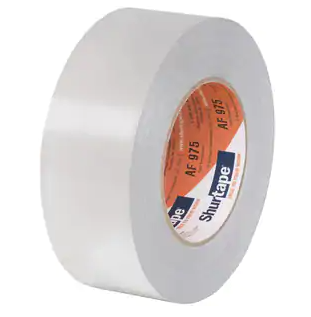 "Shurtape AF-975-2-50  AF 975CT Cold Temperature Aluminum Foil Tape, 2"" x 50 yd."