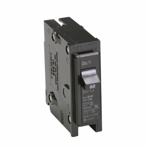 Cutler-Hammer BR160 - Type BR 1-Inch Plug-On Circuit Breaker Image