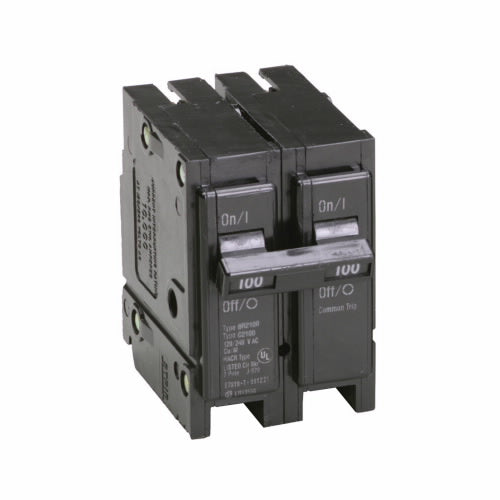 Cutler-Hammer BR2100 - Eaton Type BR 1-Inch Plug-On Circuit Breaker Image