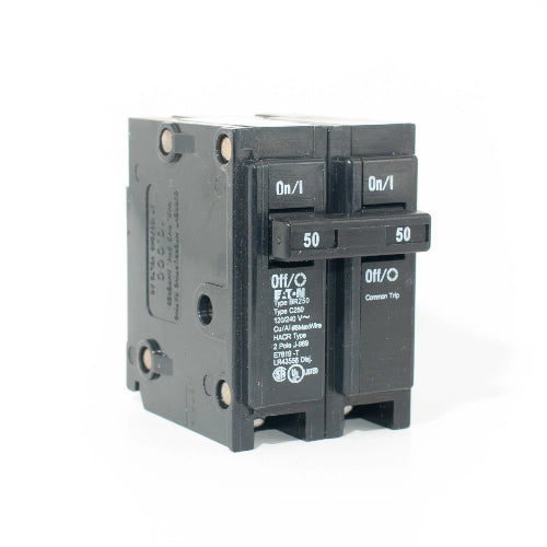 Cutler-Hammer BR250 - Type BR 1-Inch Plug-On Circuit Breaker Image