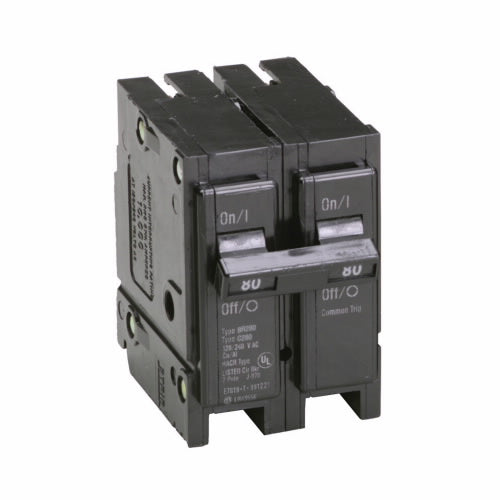 Cutler Hammer BR280 - Eaton Type Br 1-Inch Plug-On Circuit Breaker Image