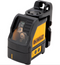 Dewalt DW088K Self-Leveling Horizontal/Vertical Cross Line Laser