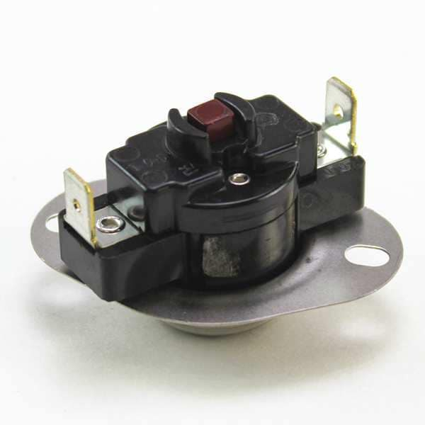 Teledyne E2103200 Manual Reset Limit Switch, 250f