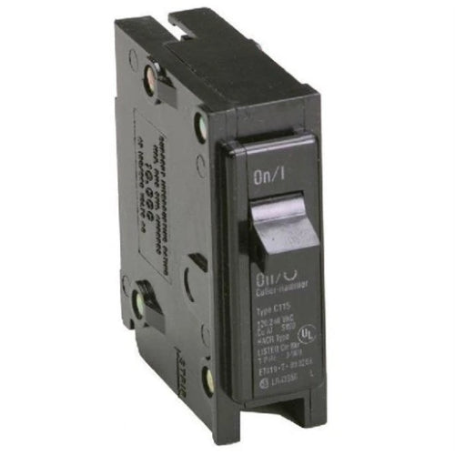 Cutler-Hammer BR140 - Type BR 1-Inch Plug-On Circuit Breaker Image