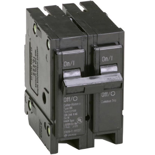 Cutler-Hammer BR270 - Eaton Type BR 1-Inch Plug-On Circuit Breaker Image
