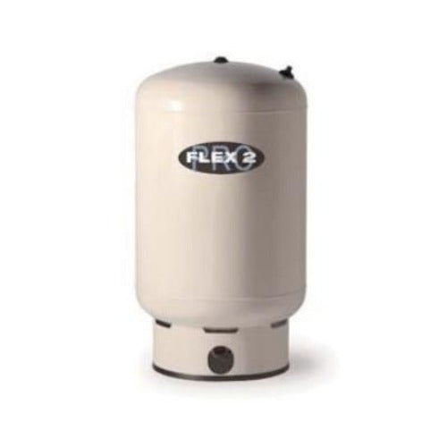 Flexcon WHV-050 - Flexcon WHV 50 Flex2Pro WHV Thermal Expansion Tank, 15 gal Tank, 6 gal Acceptance, 150 psi, ASME Yes/No: No, 16 in Dia x 21.7 in H (WHV 50)