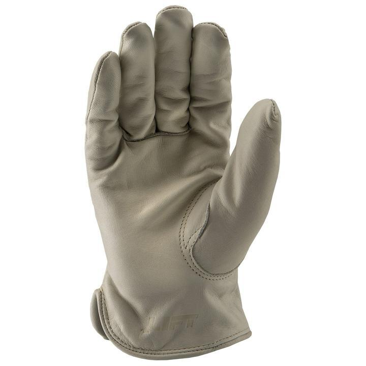 Lift Safety G8W-18SM 8 SECONDS WINTER GLOVE (LEATHER/LINED)