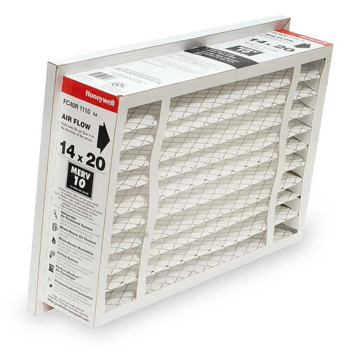 Honeywell FC40R1110 - Return Grille Media Air Filter Image