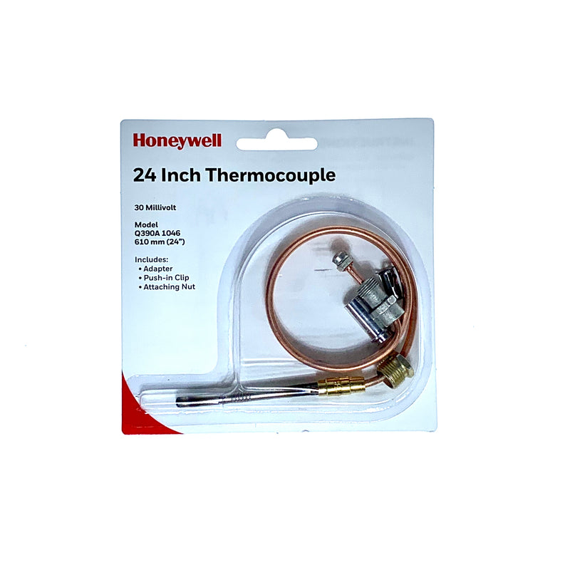 "Honeywell Q390A1046 - 24"" Thermocouple Image"