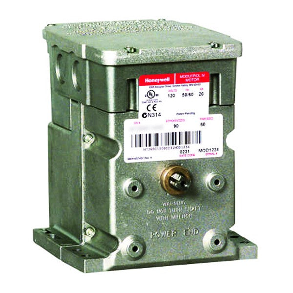 Honeywell M6194D1017 Damper Actuators, M61 Series (24v Act. Floating Control W/2-4 Minute Timing)