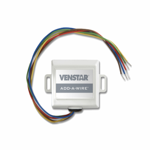 Carrier ACC0410 - Venstar Add-A-Wire Accessory for All 24 VAC Thermostats (4 to 5 Wires), White Image