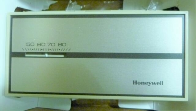 Honeywell T874B1019, Non-programmable Thermostat, Multi-Stage, Requires Q674 Thermostat Subbase