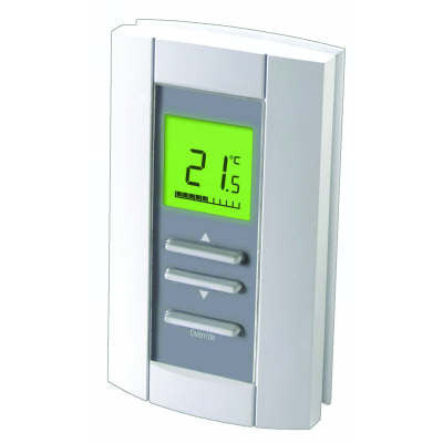 Honeywell TB7980B1005 24v Non Programmable Modulating Digital Zone Pro Thermostat With Auto Changeover, Multi Output 50-95F