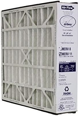 Trion 259112-103 - Air Bear Supreme 20x20x5 Media Filter MERV 11 Rated