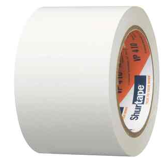 "Shurtape VP410-2-33-WHITE VP 410 2"" ( 50MM X 33M) Vinyl Tape in White"