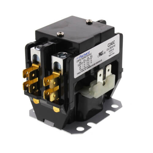Packard C240C - Definite Purpose Contactor 2-Pole Image