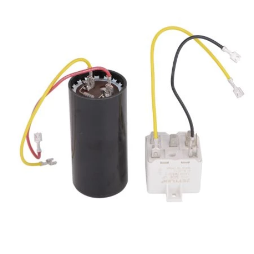 Lennox 81J69 - LB-31200BW Start Assembly Kit, Contains Potential Relay and Start Capacitor Image