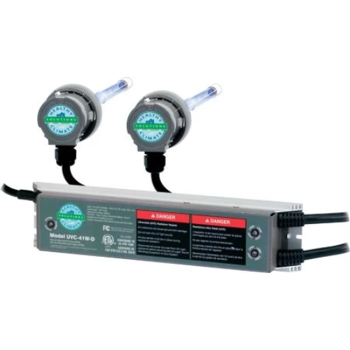 Lennox X9425 - Healthy Climate UVC-41W-D Germicidal UV Lights, 120/230 Volts, 1.3 Amps, 2 Lamps Image