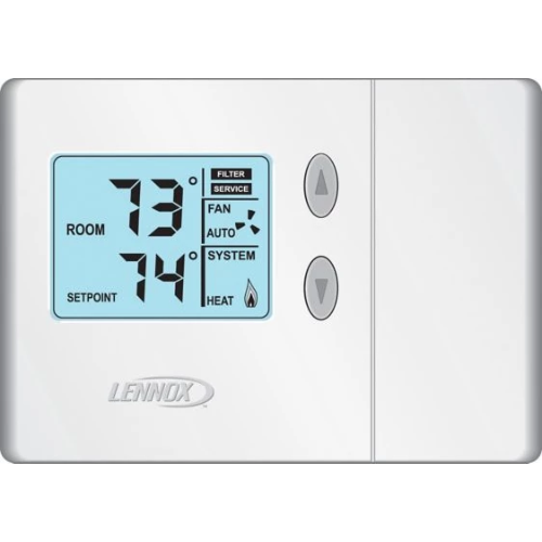 Lennox 51M32 - L3011C Comfortsense, Non-Programmable Thermostat, Single Stage Image