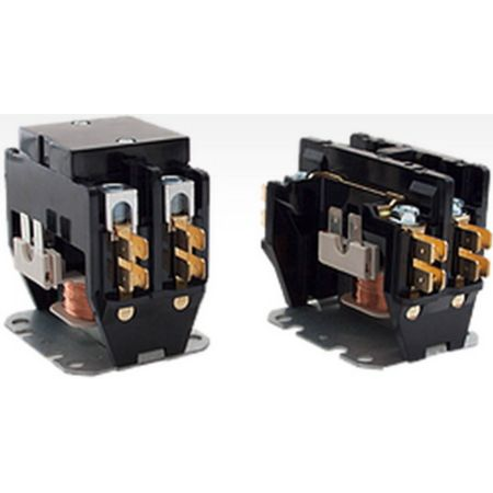 Lennox 10F74 - Lennox 100438-05 Contactor, SPST N.O., 24 Volts, 40 Amps Image
