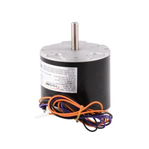 Lennox 43W49 - Interlink 100483-21, Condenser Fan Motor, 1/5 HP, 208/230/1, 1075 RPM Image