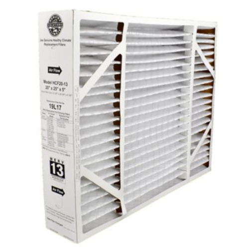 "Lennox 19L17 - Healthy Climate Replacement Box Filter, MERV 13, 20"" x 25"" x 5"" (HCF20-13)"