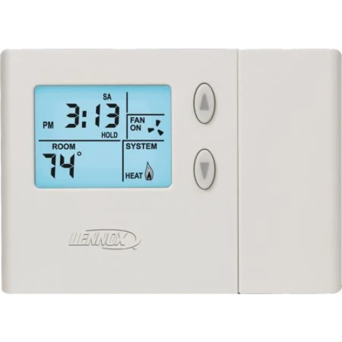 Lennox 51M37 - L3532H ComfortSense 3000, Programmable Thermostat, 5-2 Day, 3 Heat/2 Cool Heat Pump Image