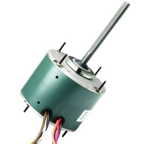 Lennox Y4635 - FirstChoice Condenser Fan Motor, 1/4 HP, 825 RPM, 1 Speed, 1.5FLA, 208-230V, 60Hz, 60C Ambient Image