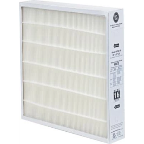 "Lennox X6675 - Healthy Climate HCF20-16 20"" x 25"" x 5"" Carbon Clean Replacement Filter, MERV 16 Image"