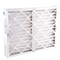 "Lennox X1957 - 20"" x 25"" x 4"" Pleated Air Filter (2302025440) Image"