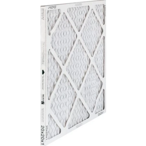 "Lennox 98N45 - Healthy Climate 14"" x 25"" x 1"" Pleated Air Filter, MERV 8, 1216 CFM, 4-Pack (98N45) Image"