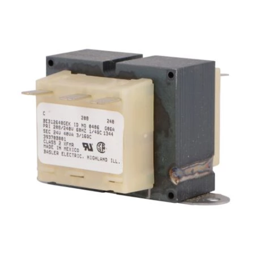 Lennox 47K20 - R39370B001 Transformer, 208/240 Volts Primary, 24 Volts Secondary, 40 VA Image