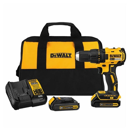 Dewalt DCD777C2 - 20V MAX Compact Brushless Drill/Drive Kit