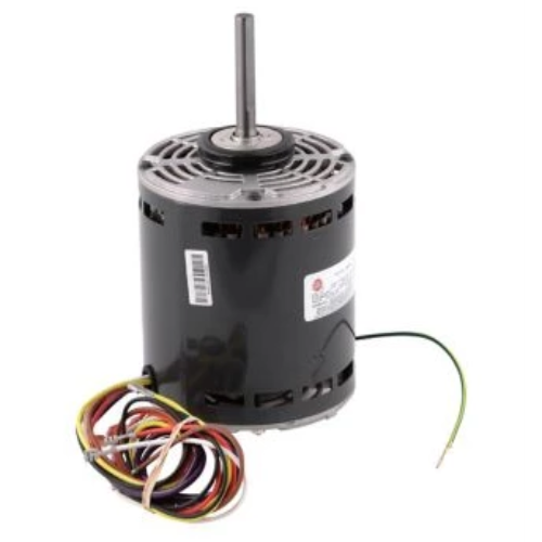 Lennox 69M79 - Nidec K55HXLDY-9962 Blower Motor, 1HP, 4 Speed, 115 Volts, 1075 RPM, 11 Amps Image
