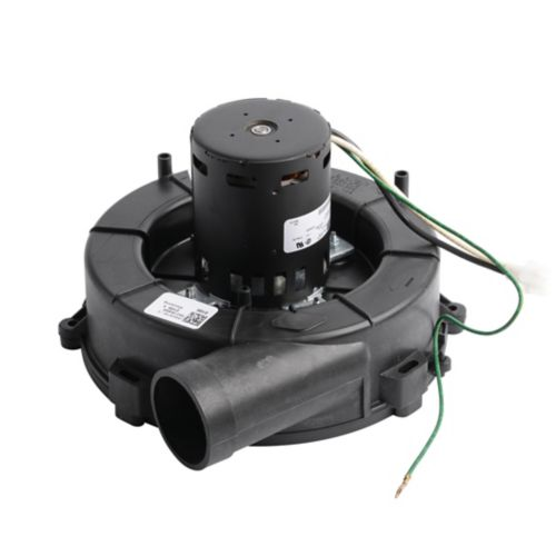 Lennox 68K21 - LB-65734G Combustion Air Blower Assembly, 115 Volts, 60 Hz, 2.5 Amps, 3400 RPM Image