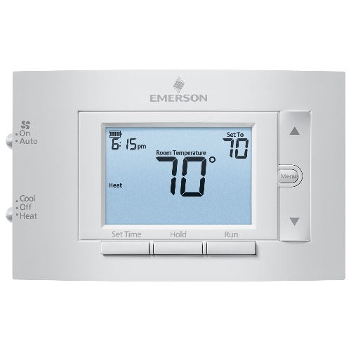 White Rodgers 1F83C-11PR - Single Stage 1H/1C Programmable Thermostat