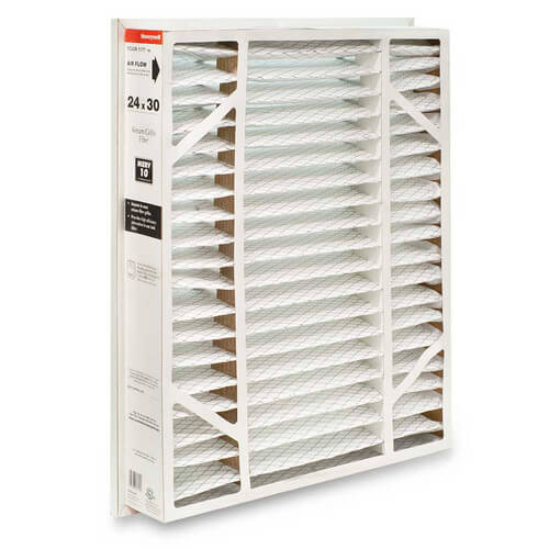 "Honeywell FC40R1177 - Home-Resideo Replacement Media Air Filter - MERV 10 - Return Grille Air Cleaners - 24"" x 30"" Image"