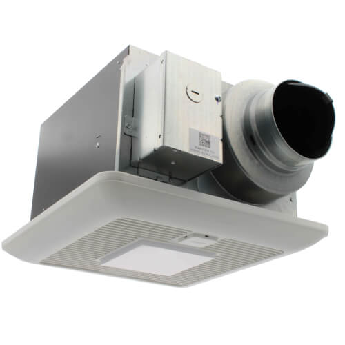 Panasonic FV-0511VKSL2 - WhisperGreen Select Ventilation Fan With Pre-Installed Speed Control With Light Image