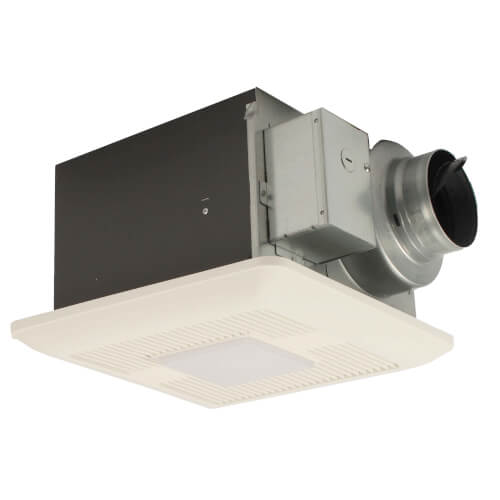 Panasonic FV-0511VQL1 - WhisperCeiling DC Ventilation Fan With Light Image