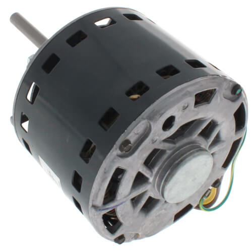 Carrier Factory Authorized Parts™ - HC41SE121 Direct Drive Blower Motor 1/3 HP 115V 5.8 FLA 1075 RPM 4-Speed