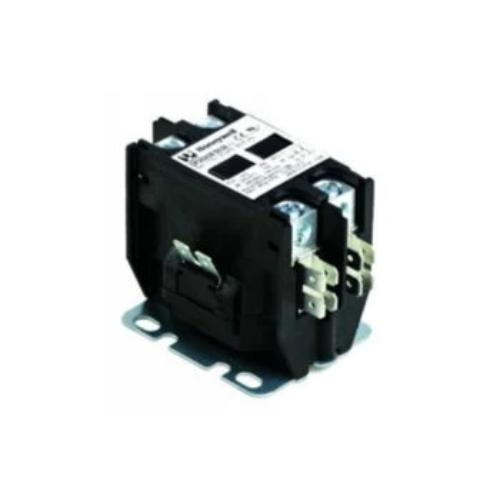 Honeywell DP2040A5004 - Definite Purpose Contactor, 2 Pole , 24 VAC, 40 Amp Image